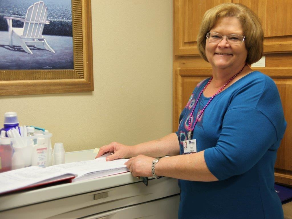 Kay O'Brien : Resident Service Director