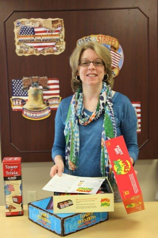 Karen Reynolds Weaver : Director of Program Services