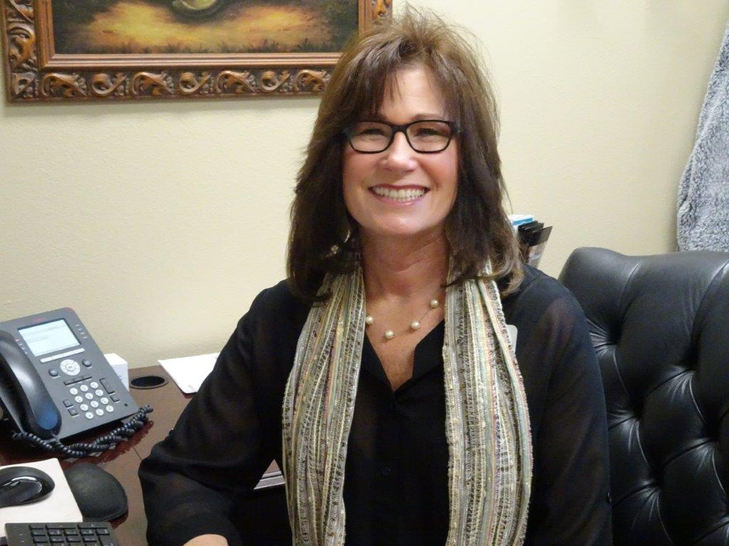 Sandy Harmon : RN, Resident Service Director